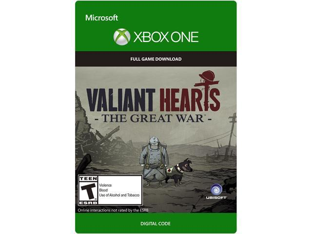Valiant Hearts XBOX One [Digital Code]