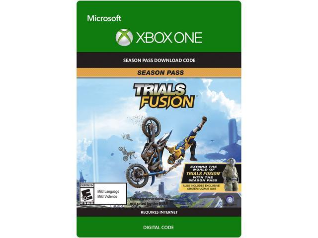 Trials Fusion Season Pass XBOX One [Digital Code]