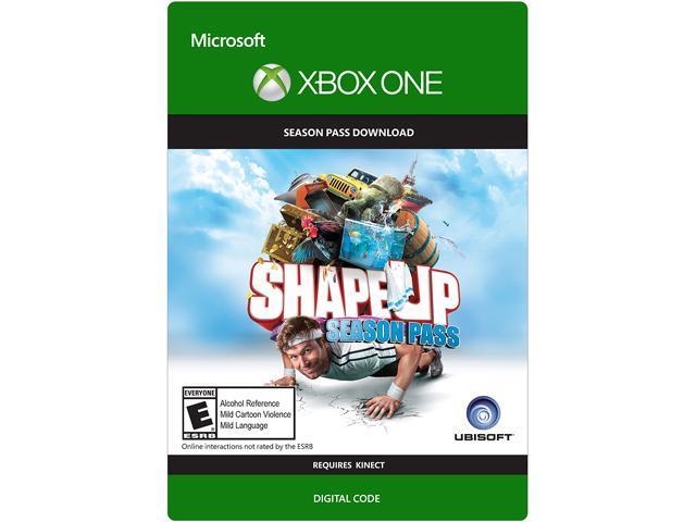 Shape Up Season Pass XBOX One [Digital Code]