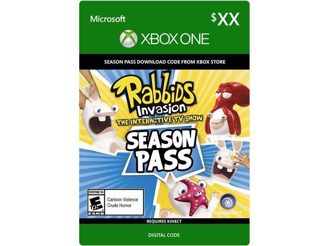 Rabbids Invasion Season Pass XBOX One [Digital Code]