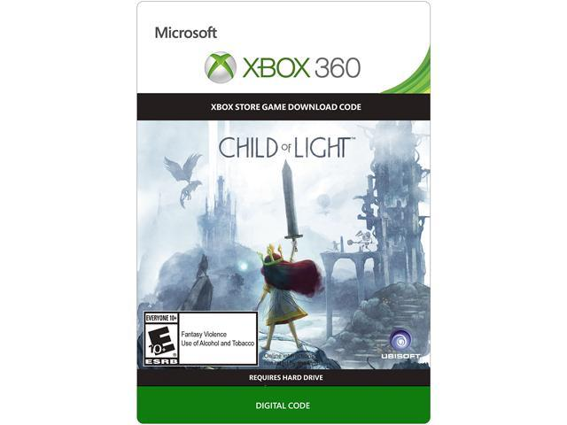 Child of Light XBOX 360 [Digital Code]