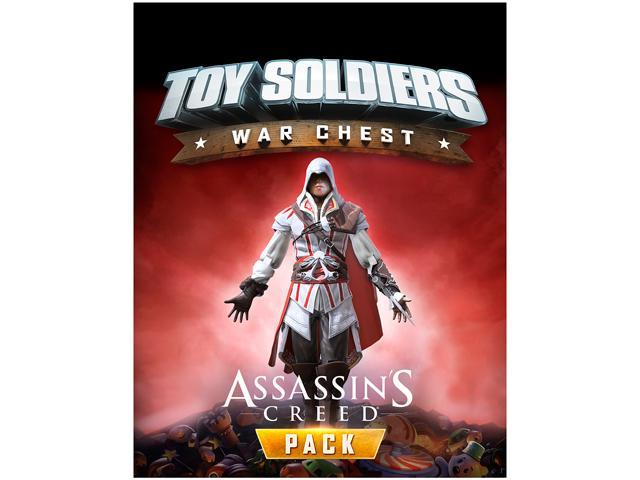 Toy Soldiers: War Chest - Assassin's Creed Pack [Online Game Code]