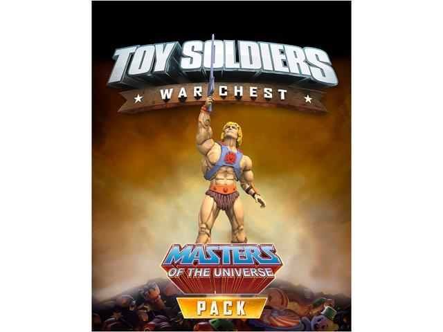 Toy Soldiers: War Chest - Masters of the Universe Pack [Online Game Code]