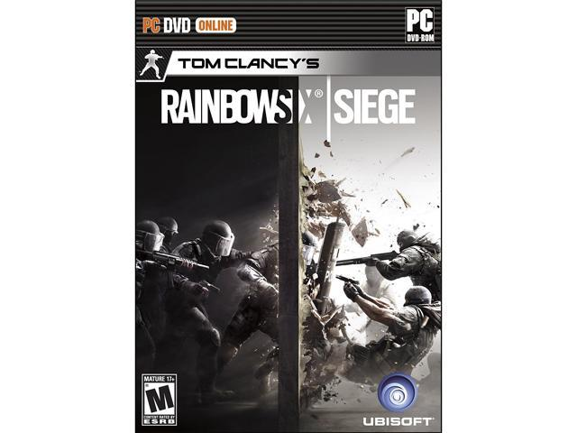 Tom Clancy's Rainbow Six: Siege Limited Edition - PC