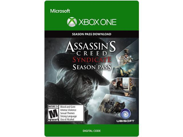 Assassin's Creed Syndicate Season Pass XBOX One [Digital Code]