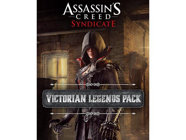 Assassin's Creed Syndicate Victorian Legends Pack [Online Game Code]