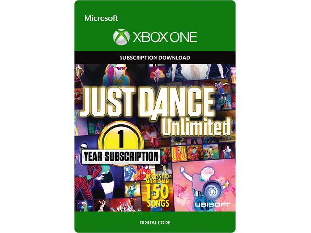 Just Dance Unlimited: 1 Year Subscription Xbox One [Digital Code]