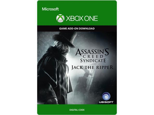 Assassin's Creed Syndicate: Jack the Ripper - Xbox One [Digital Code]