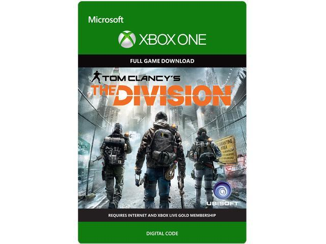 Tom Clancy's The Division XBOX One [Digital Code]
