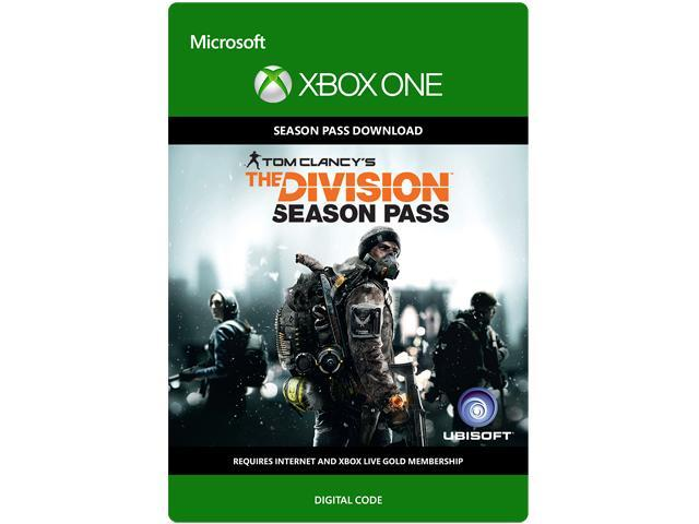 Tom Clancy's The Division Season Pass - XBOX One [Digital Code]