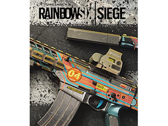 Tom Clancy's Rainbow Six Siege - FBI SWAT Racer Pack [Online Game Code]