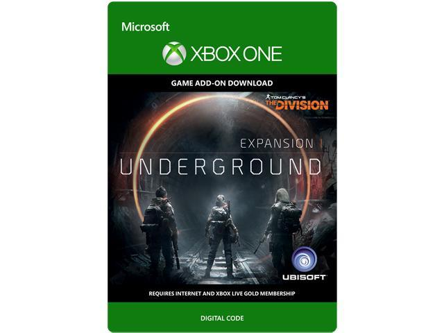 TOM CLANCY'S THE DIVISION Underground XBOX One [Digital Code]