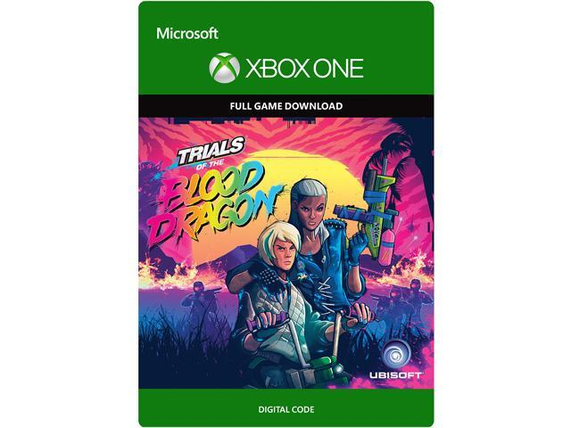 Trials of the Blood Dragon XBOX One [Digital Code]