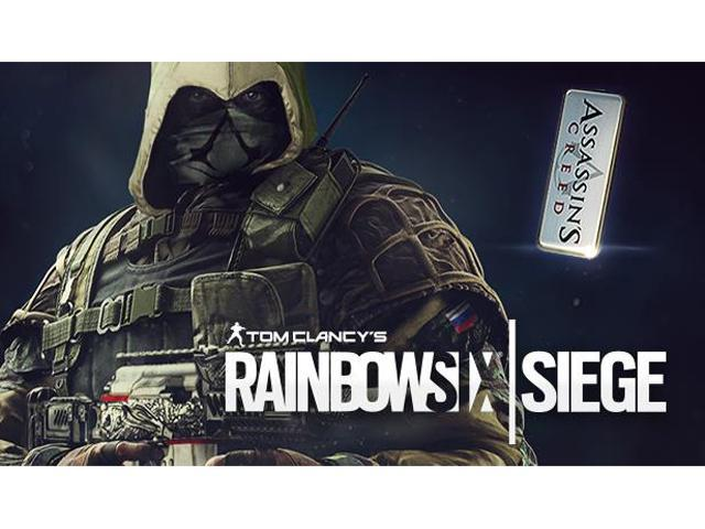 Tom Clancy's Rainbow Six Siege - Kapkan's Assassin's Creed Set [Online Game Code]