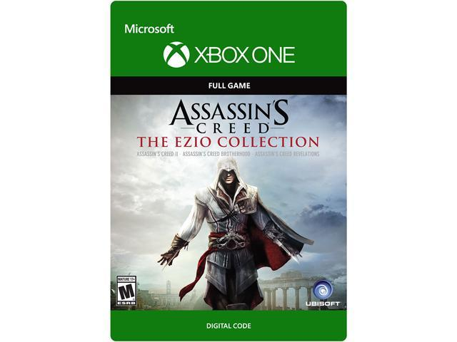 Assassin's Creed: The Ezio Collection Xbox One [Digital Code]
