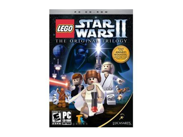 Lego Star Wars 2: The Original Trilogy PC Game