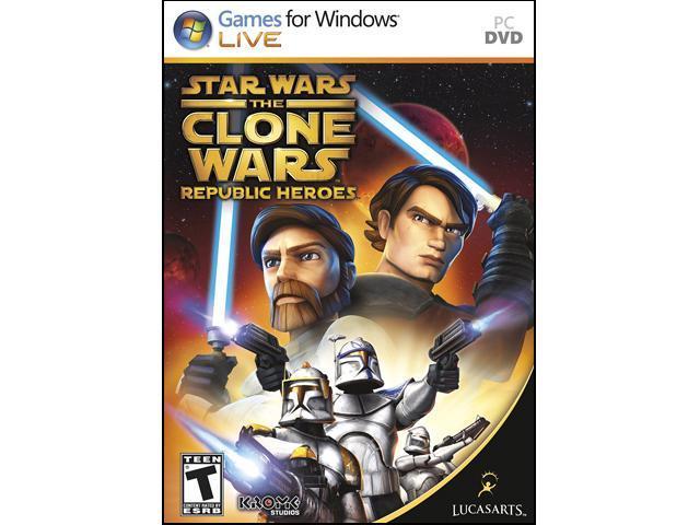 Star Wars: Clone Wars Republic Heroes PC Game