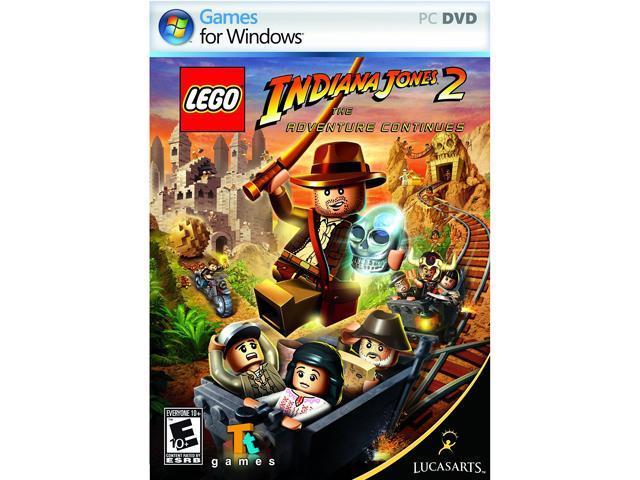 Lego Indiana Jones 2: Adventure Continues PC Game