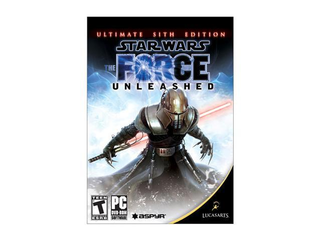 Star Wars: The Force Unleashed - Mac Game