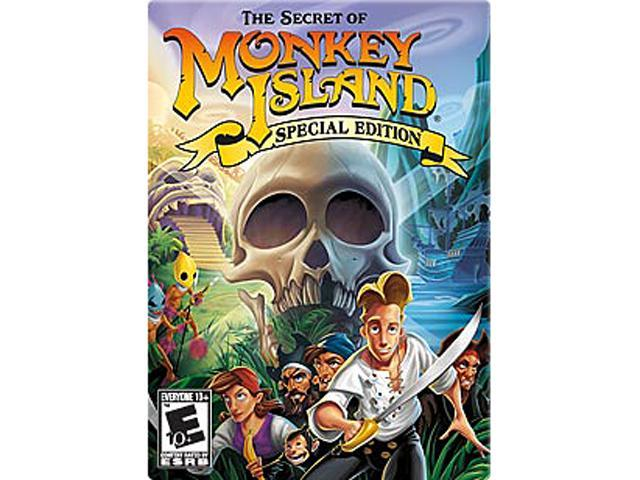 The Secret of Monkey Island: Special Edition for Mac [Online Game Code]