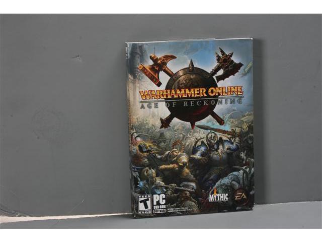 Warhammer Online: Age of Reckoning PC Game