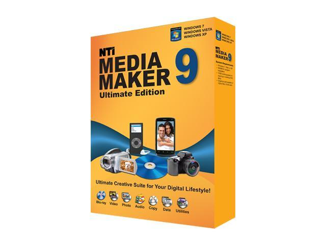NTi Media Maker 9 Ultimate Edition