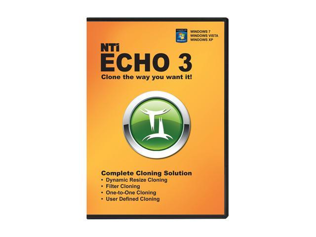 NTi Echo 3 - Perfect solution for all your cloning needs