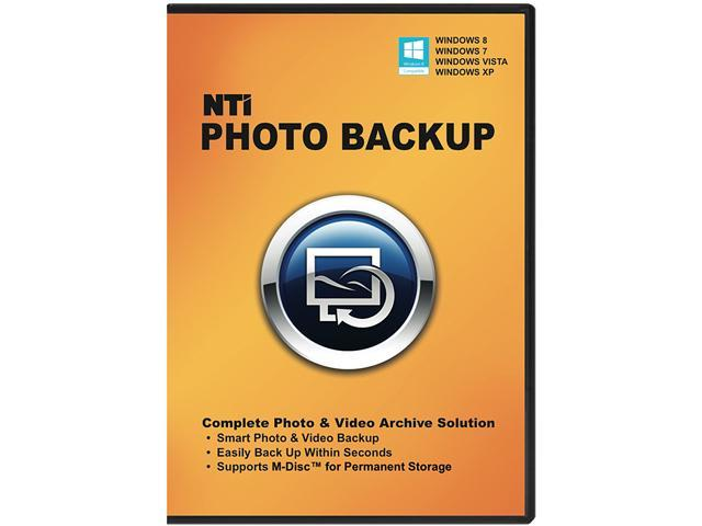 NTi Photo Backup