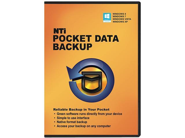 NTi Pocket Data Backup