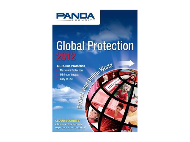 Panda Security Global Protection 2012 - 3 User