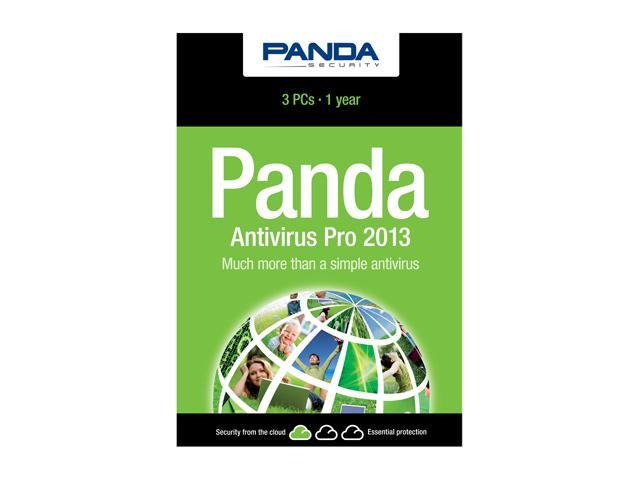 Panda Security Antivirus Pro 2013 - 1 PC - OEM