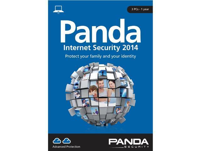 Panda Internet Security 2014 - 3 PCs - Download