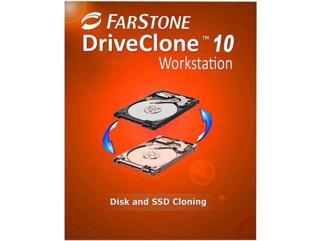 FarStone Drive Clone 10 Workstation - Download