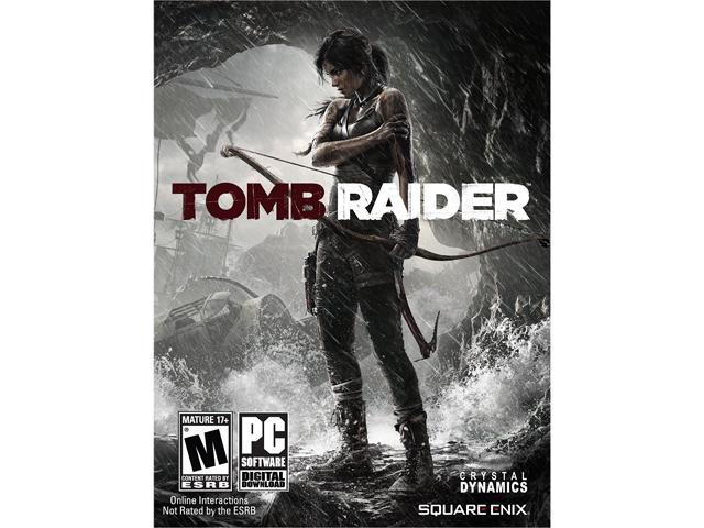 Tomb Raider PC Game