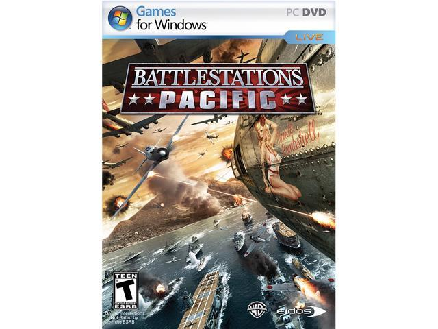 Battlestations: Pacific [Online Game Code]