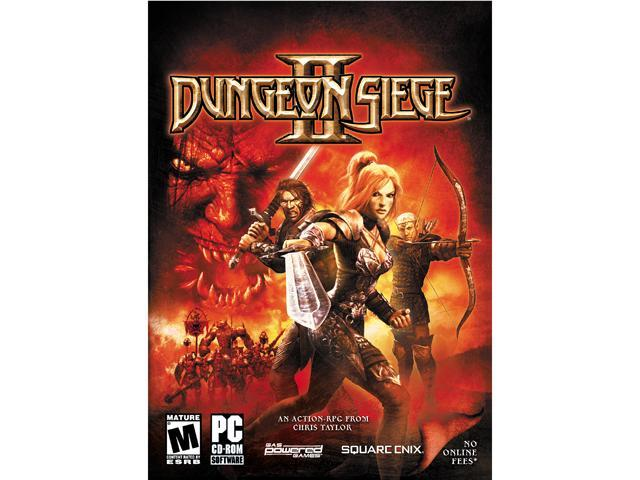 Dungeon Siege II [Online Game Code]