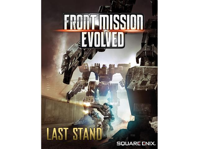 Front Mission Evolved: Last Stand [Online Game Code]