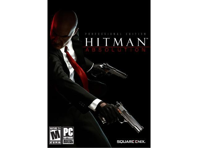 Hitman Absolution Professional Edition [Online Game Code]