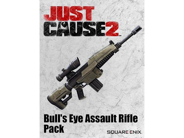 Just Cause 2: Bull's Eye Assault Rifle DLC [Online Game Code]