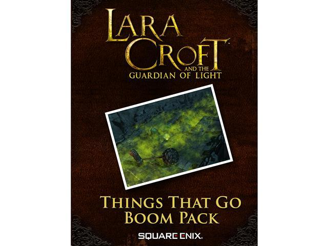 Lara Croft GoL: Things that Go Boom - Challenge Pack 2 [Online Game Code]