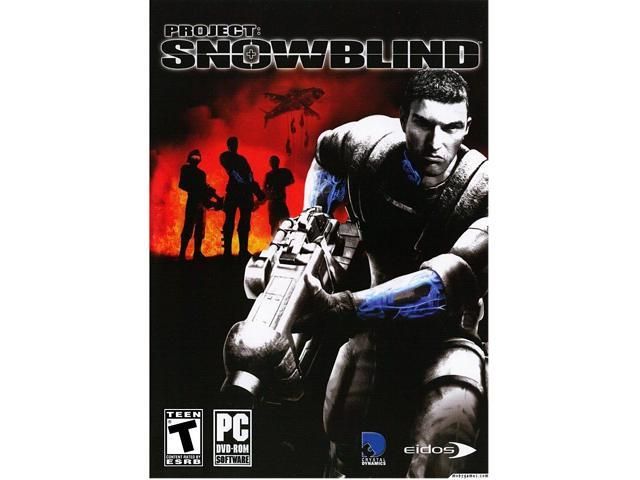 Project: Snowblind [Online Game Code]