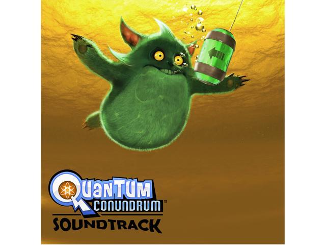 Quantum Conundrum: Soundtrack [Online Game Code]