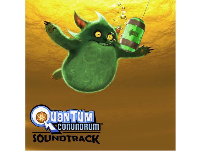 Quantum Conundrum: Soundtrack [Online Game Code]