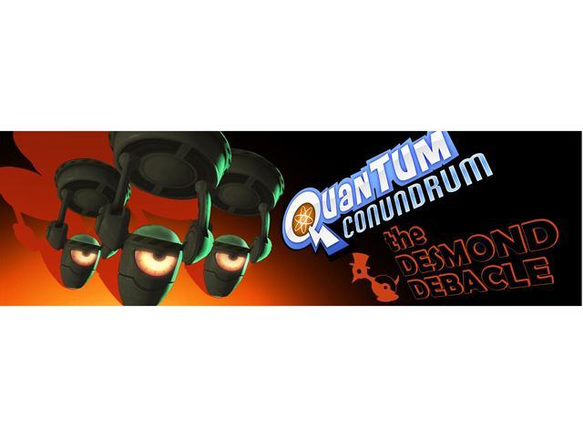 Quantum Conundrum: The Desmond Debacle [Online Game Code]