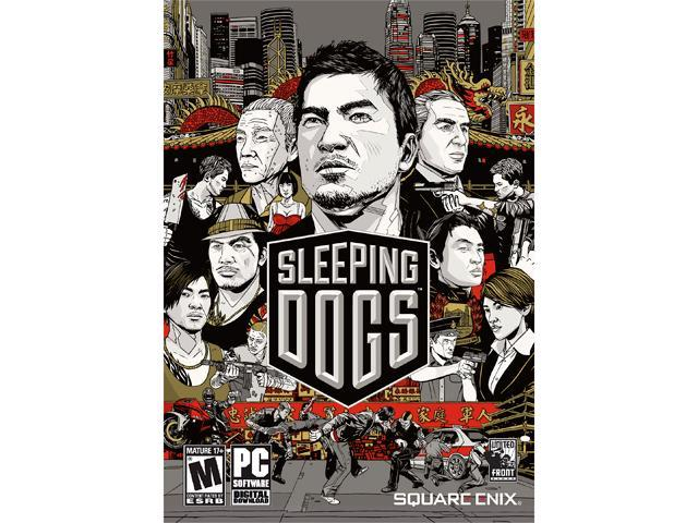 Sleeping Dogs [Online Game Code]