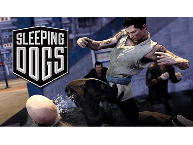 Sleeping Dogs: Drunken Fist Pack [Online Game Code]