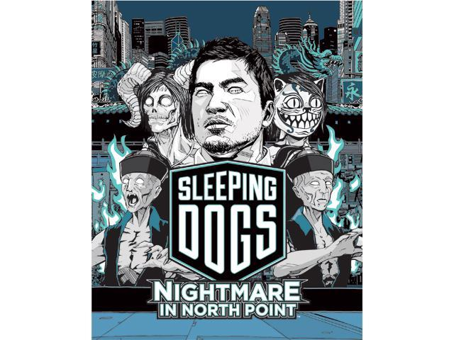 Sleeping Dogs: Nightmare in North Point [Online Game Code]