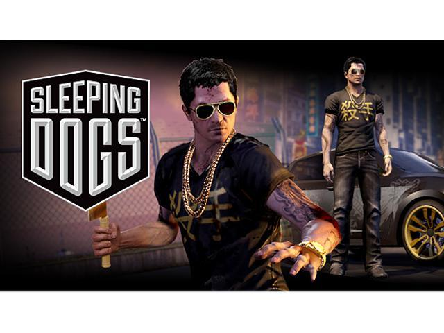 Sleeping Dogs: Triad Enforcer Pack [Online Game Code]