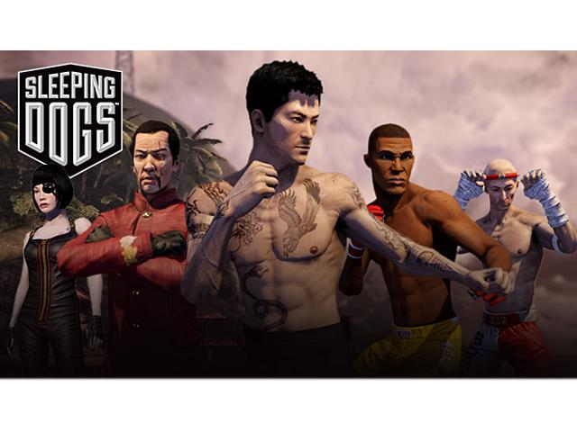 Sleeping Dogs: Zodiac Tournament [Online Game Code]