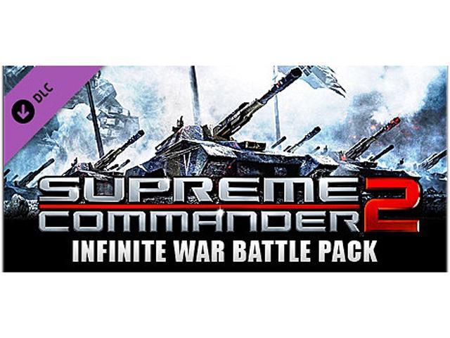 Supreme Commander 2: Infinite War Battle Pack [Online Game Code]